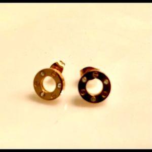 NEW Rose Gold Earrings